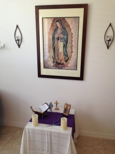 How To Make A Home Altar Katie Warner