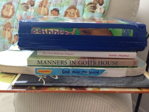 toddlers religious library 2